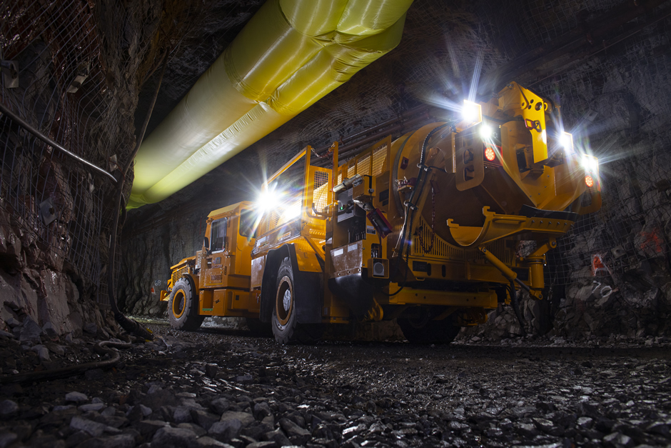 Glencore's Onaping Depth project